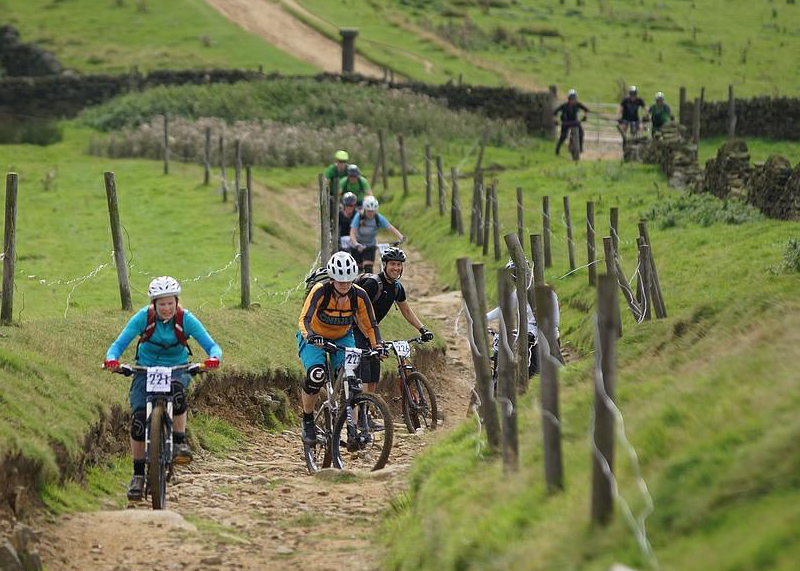mtb events, hope cross, mountain biking in the peak district