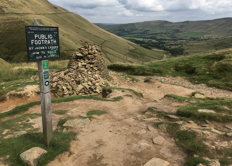 Jacobs ladder, classic peak district mtb route, dark peak mtb route, peakdistrict mountain biking