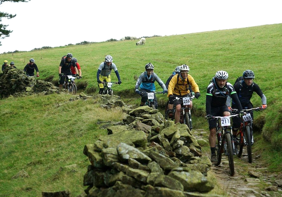 Hope Valley Mountain Biking Event 2017
